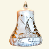 Christmas bell Ice