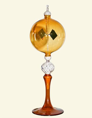 75df32adf098 Radiometer with venetian stem - LAUSCHA GLASS ART