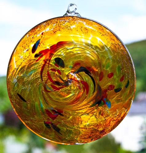 9a97a42d943e Sun catcher - LAUSCHA GLASS ART