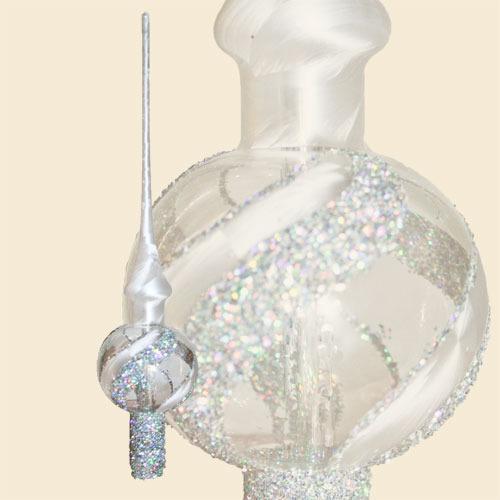 christbaumspitze frost lauschaer glaskunst. Black Bedroom Furniture Sets. Home Design Ideas