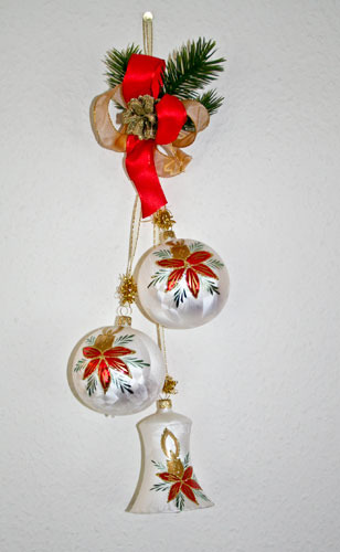 Christmas baubles ensembles