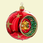 Christmas tree ball Bergweihnacht