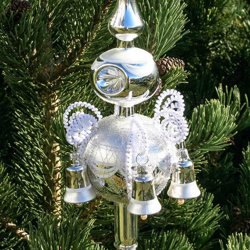 "Christmas tree topper "" Old Lauscha"""