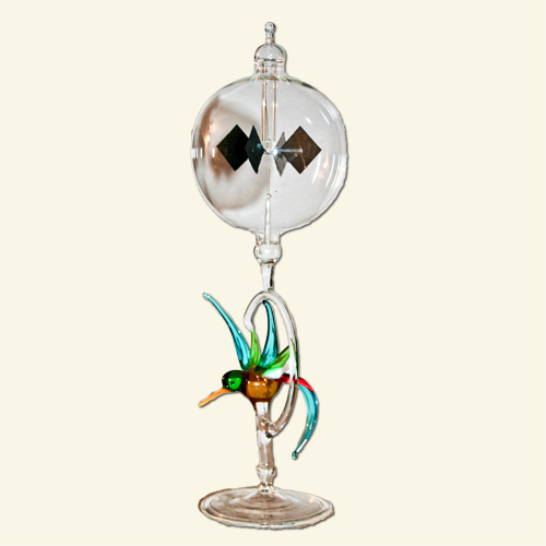 Radiometer with Hummingbird